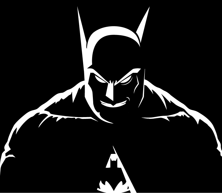 Amazing Batman Black And White Pictures & Backgrounds