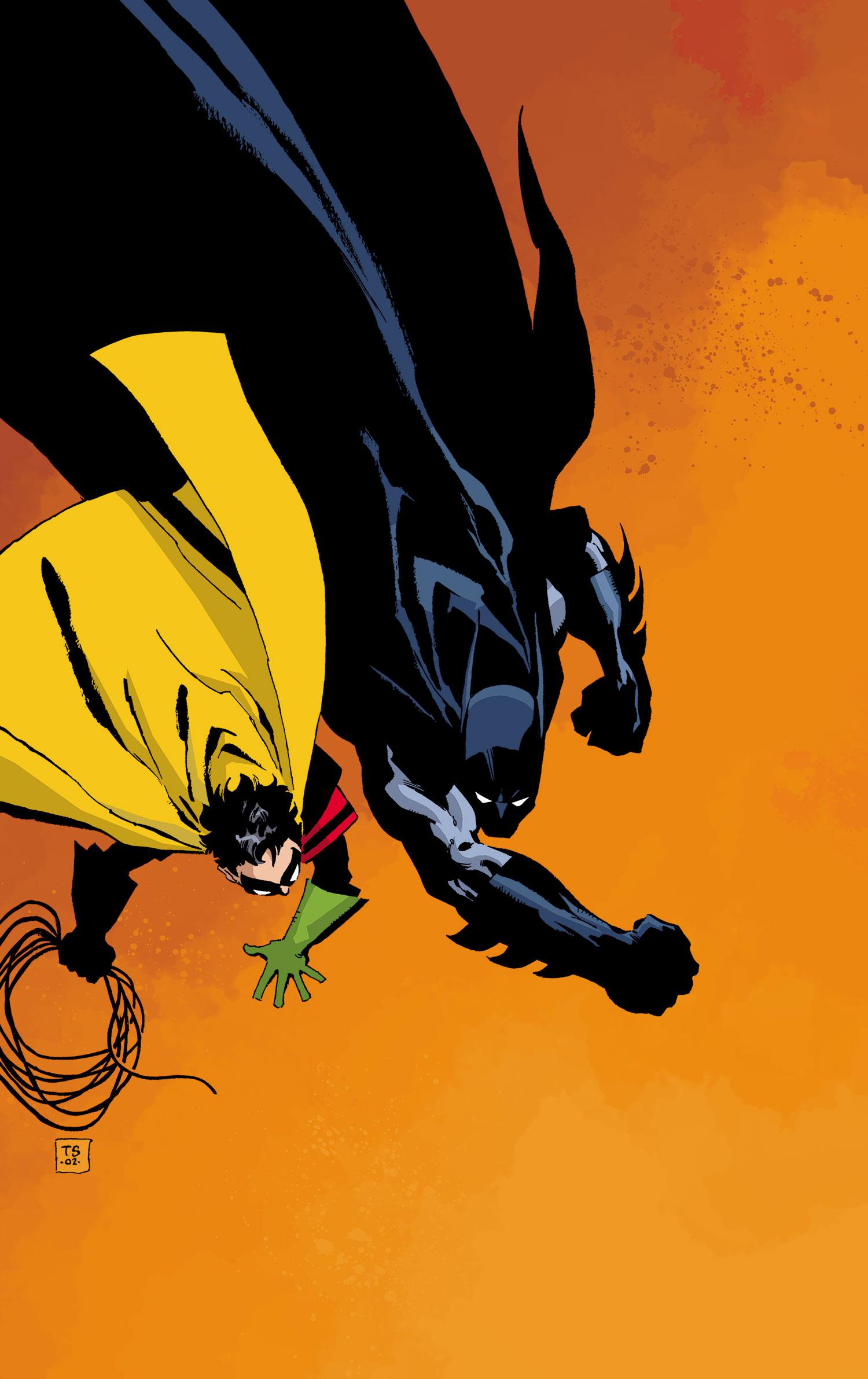 1500x2383 > Batman: Dark Victory Wallpapers