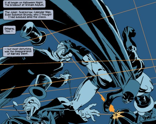 Images of Batman: Dark Victory | 540x429
