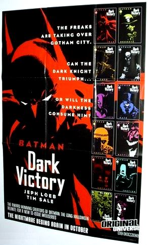 293x482 > Batman: Dark Victory Wallpapers