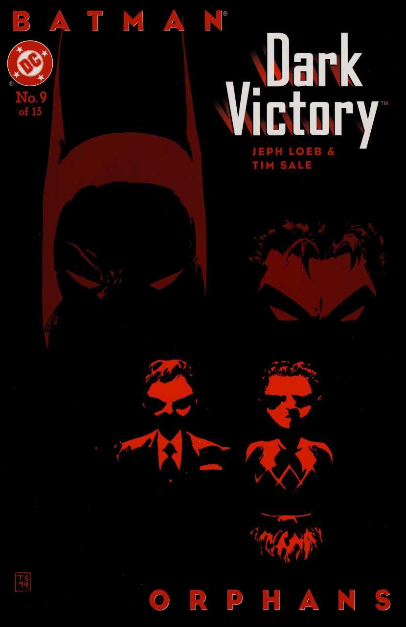HQ Batman: Dark Victory Wallpapers | File 47.4Kb