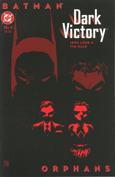 Batman: Dark Victory Pics, Comics Collection