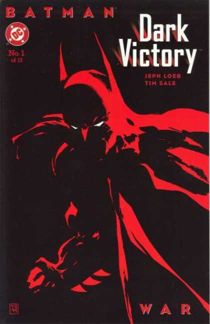 Batman: Dark Victory Backgrounds on Wallpapers Vista