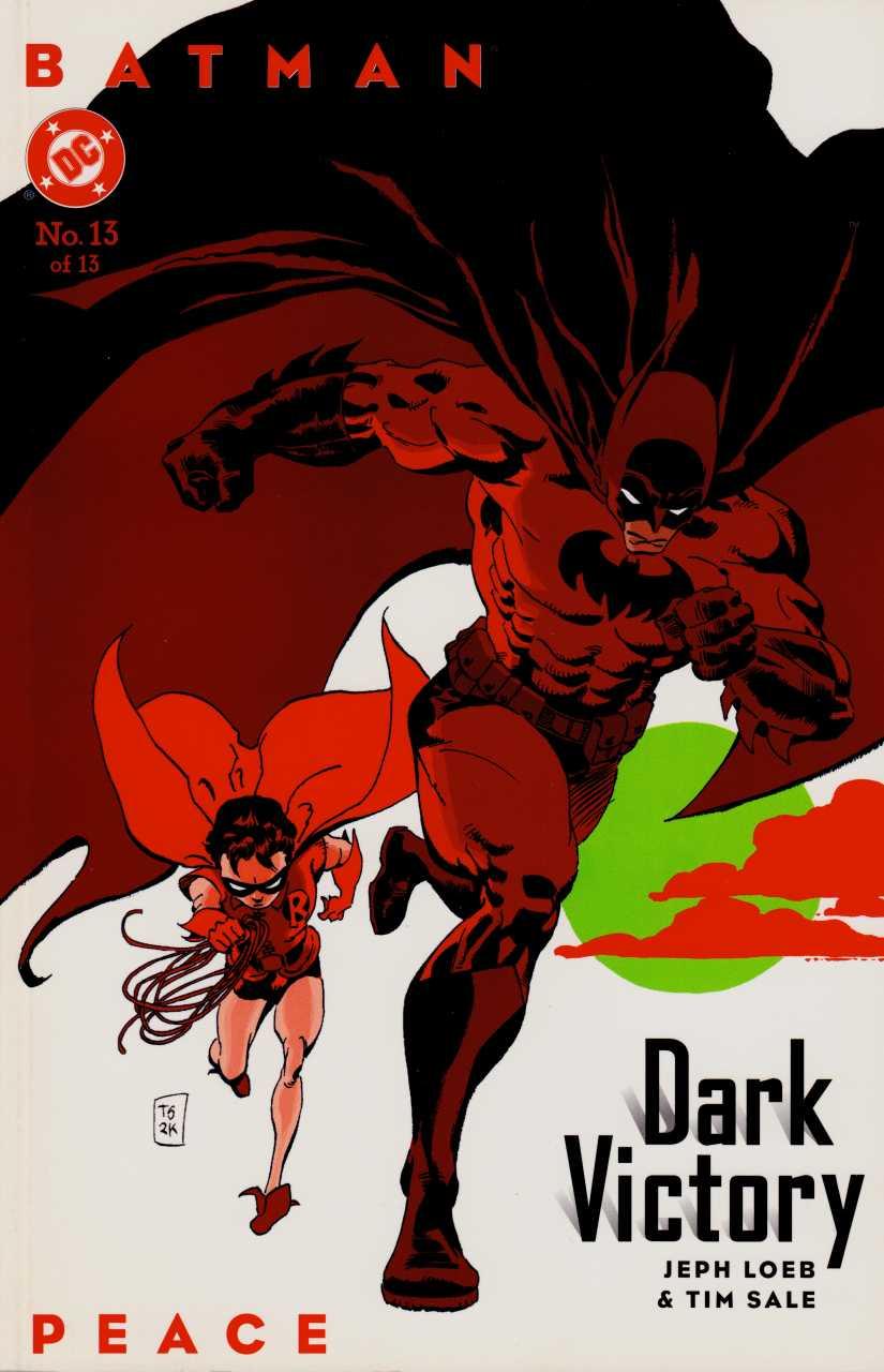 Images of Batman: Dark Victory | 825x1280