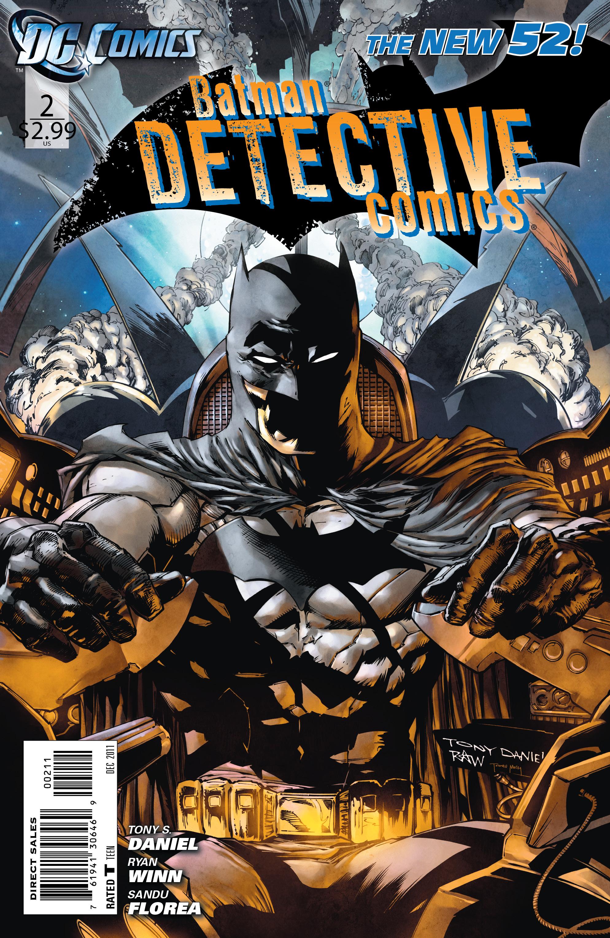 High Resolution Wallpaper | Batman: Detective Comics 1988x3056 px