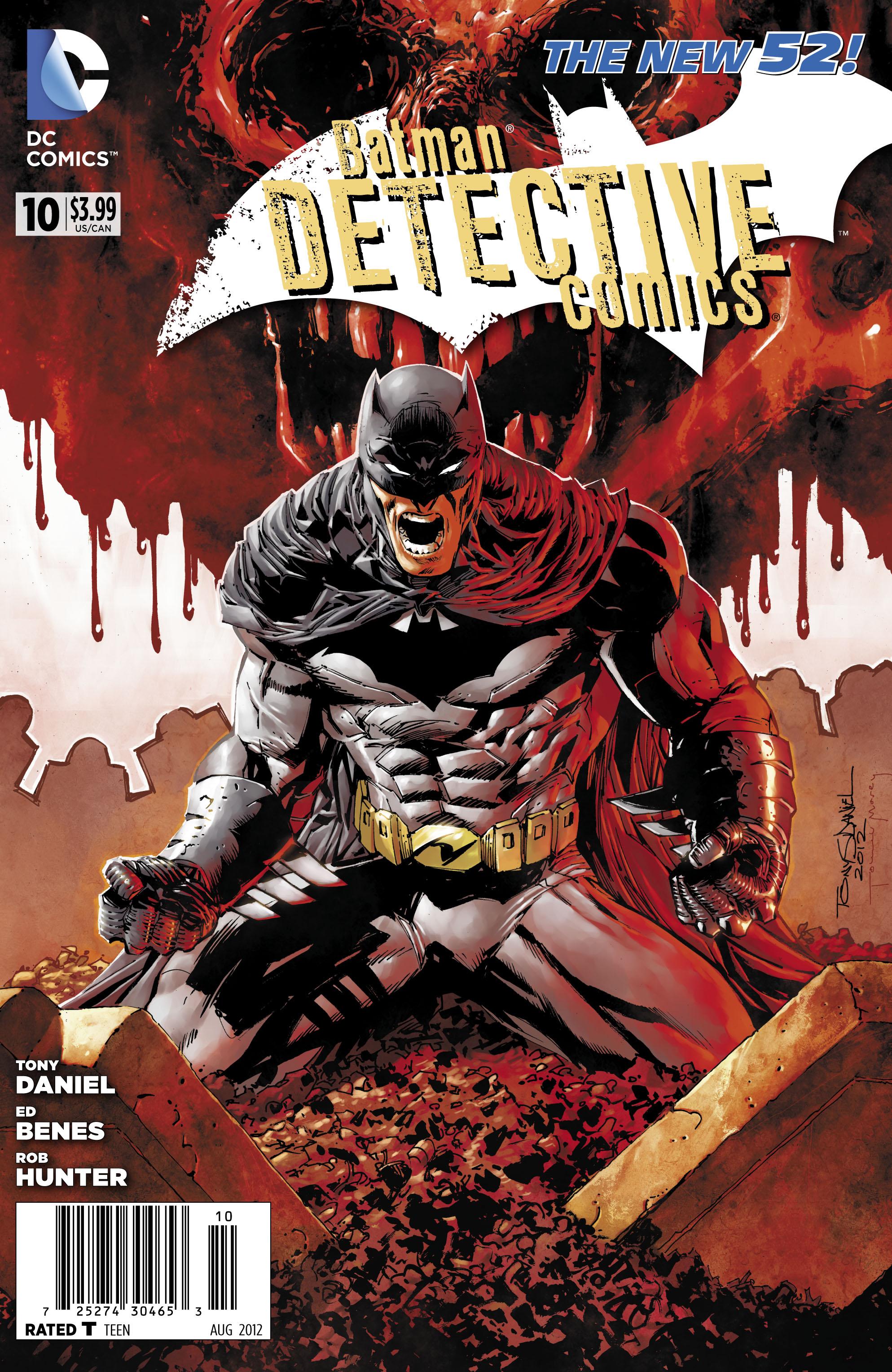 Nice Images Collection: Batman: Detective Comics Desktop Wallpapers