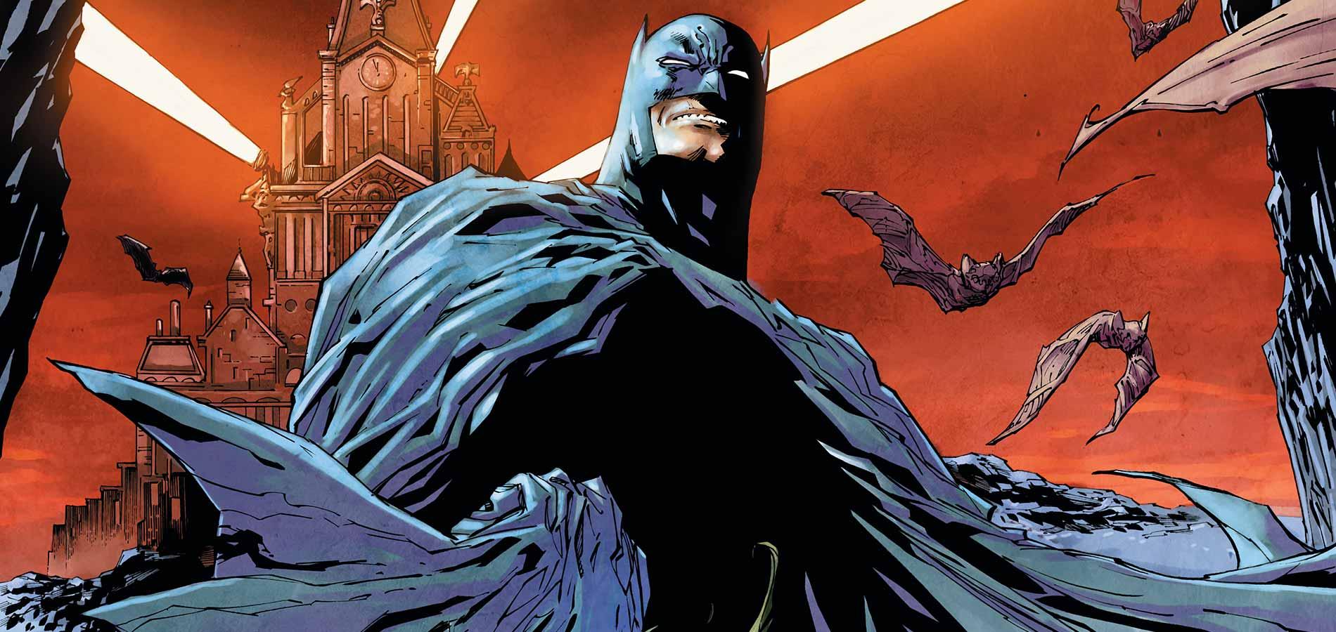 Batman: Detective Comics Backgrounds on Wallpapers Vista