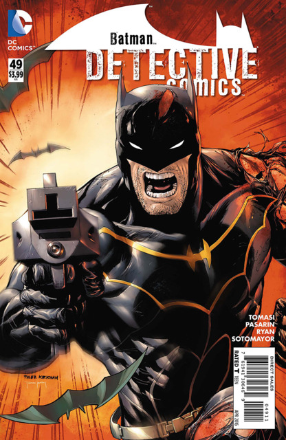Batman: Detective Comics Pics, Comics Collection
