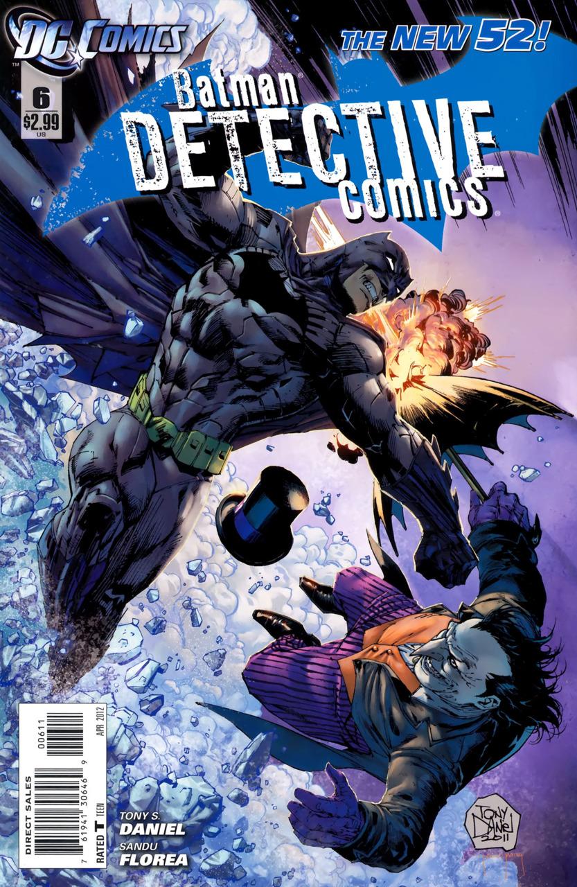 HQ Batman: Detective Comics Wallpapers   File 519.03Kb