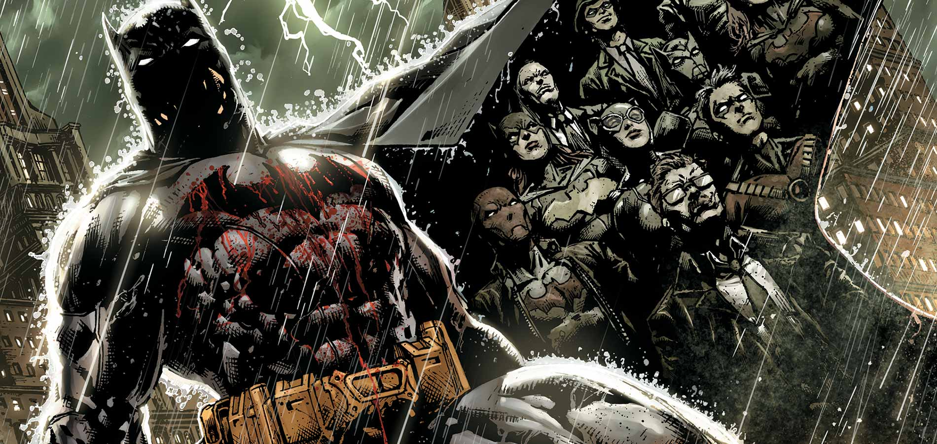 Amazing Batman Eternal Pictures & Backgrounds