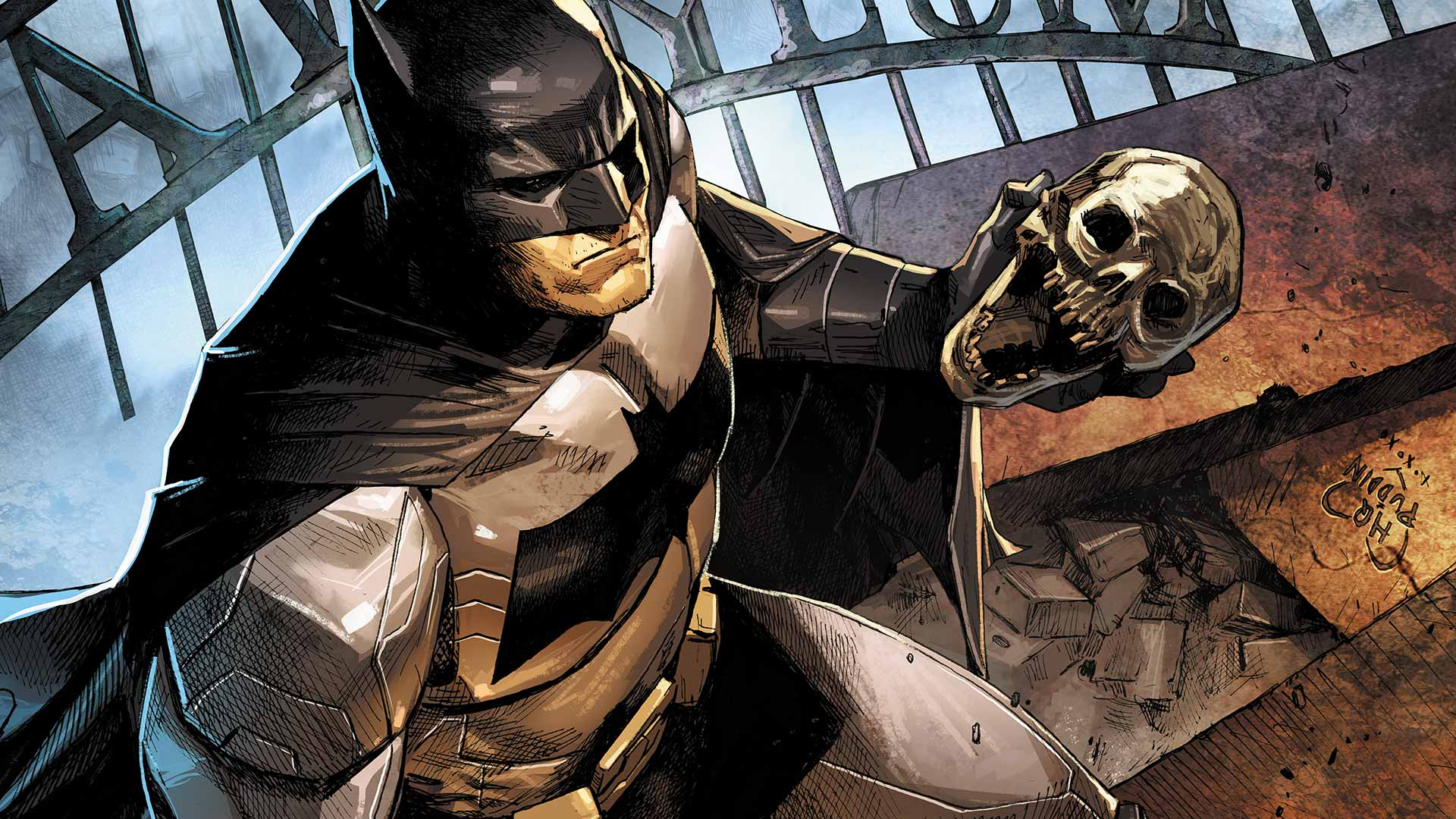 Batman Eternal Backgrounds on Wallpapers Vista