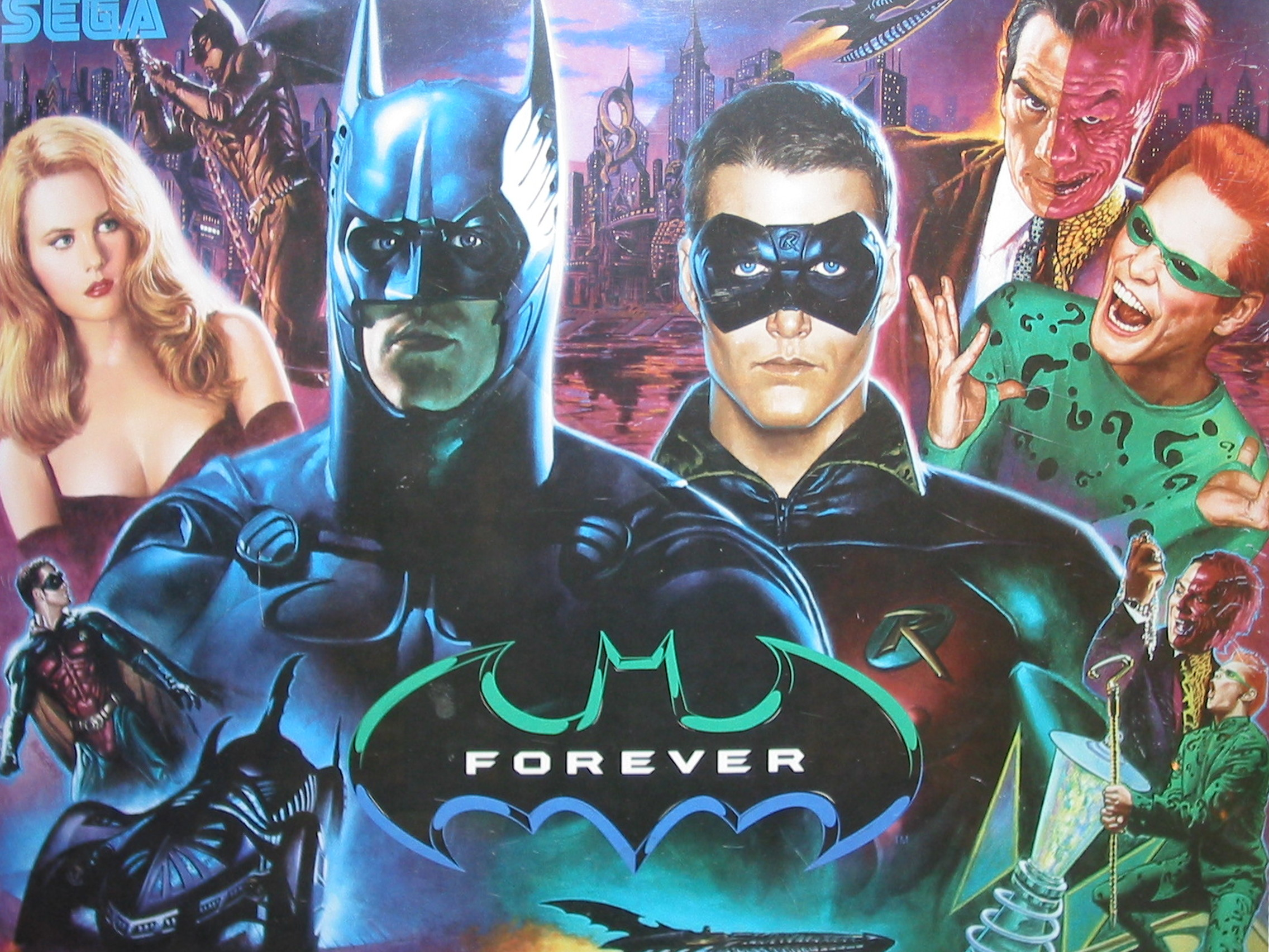 High Resolution Wallpaper | Batman Forever 2272x1704 px