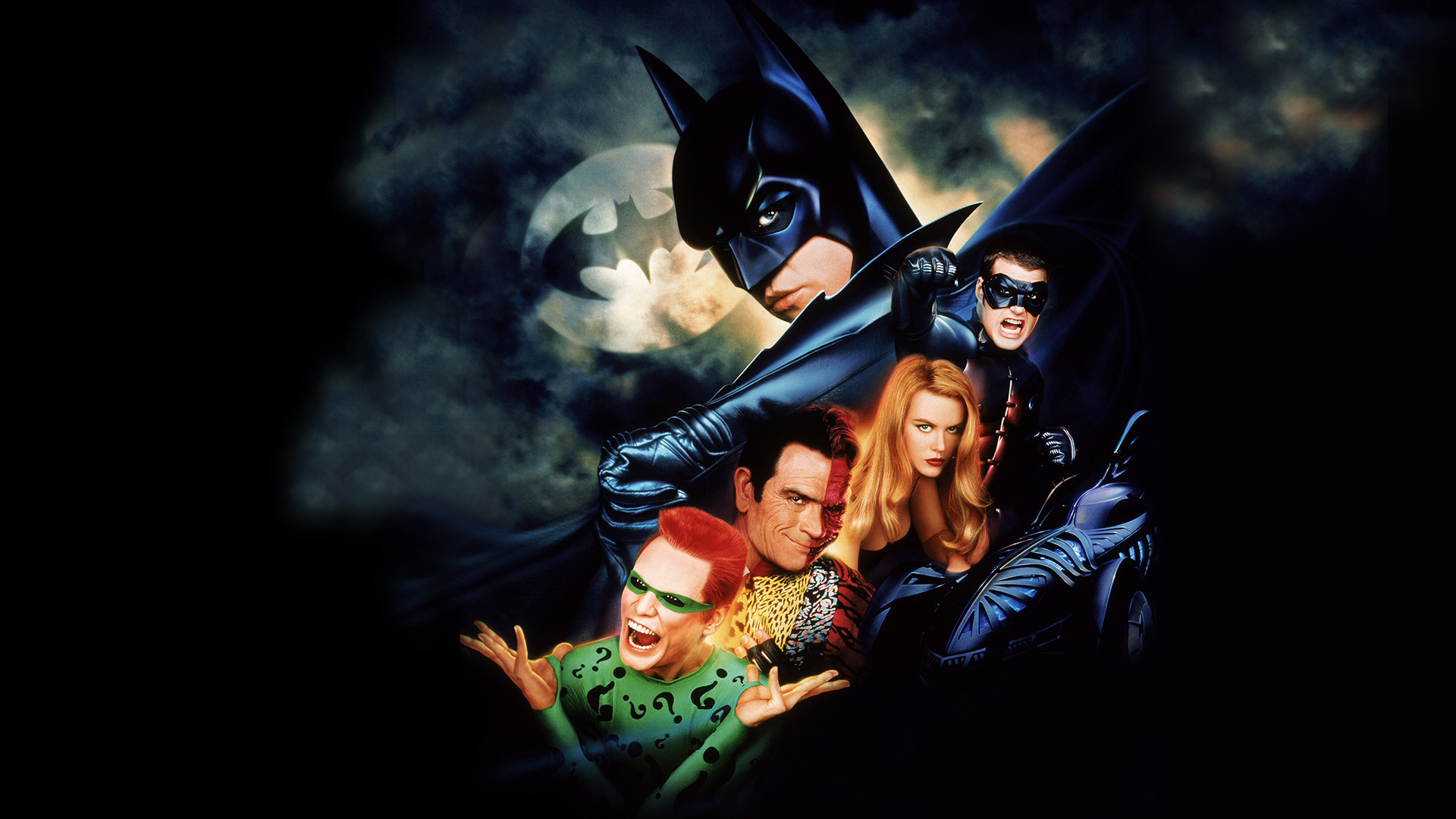 HQ Batman Forever Wallpapers | File 348.6Kb