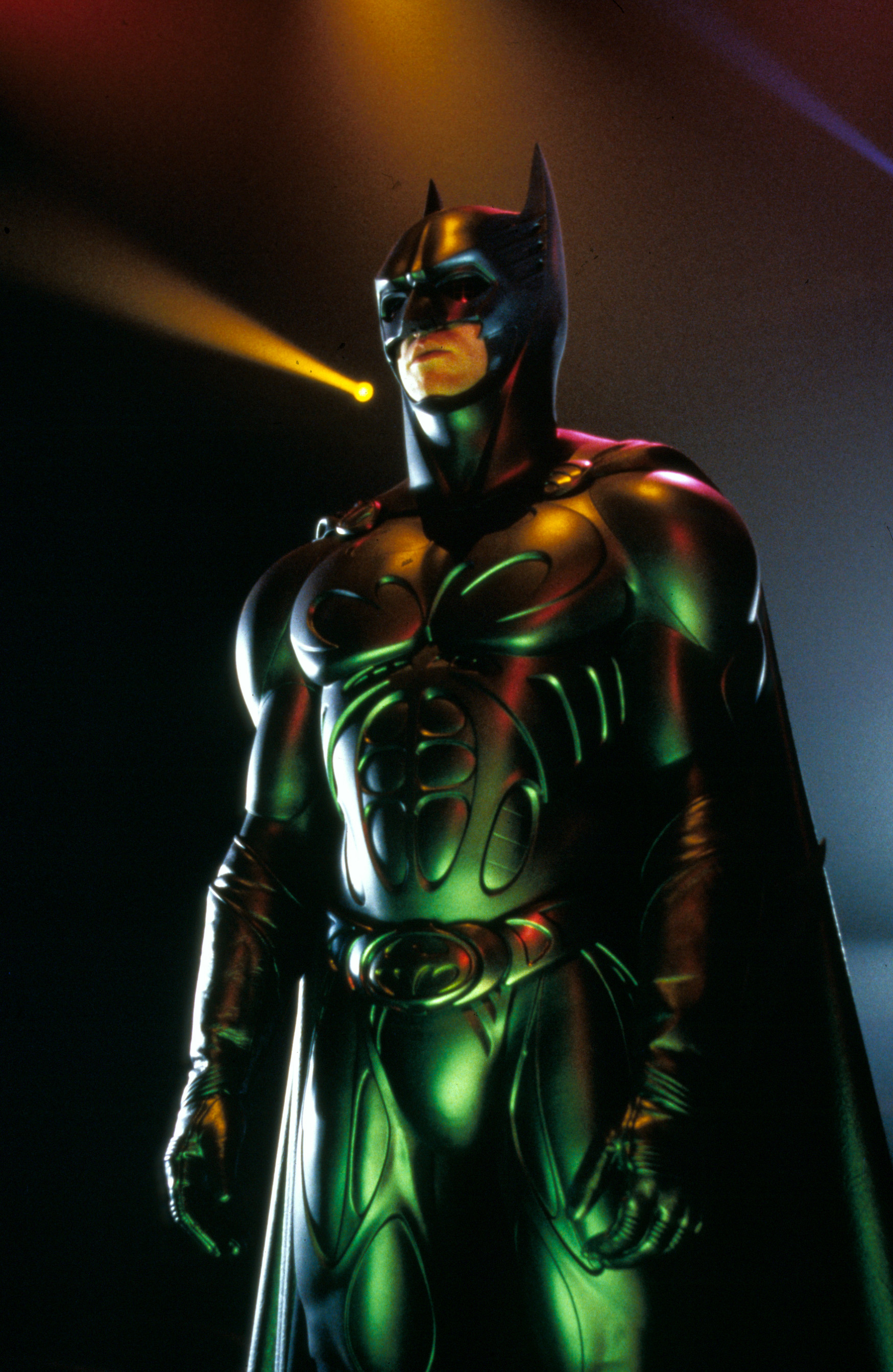 Nice Images Collection: Batman Forever Desktop Wallpapers