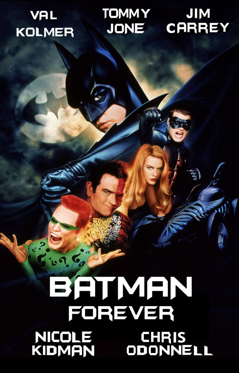 HQ Batman Forever Wallpapers | File 199.32Kb