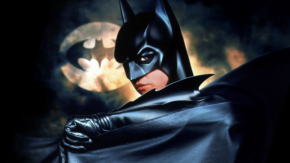 Nice wallpapers Batman Forever 960x540px