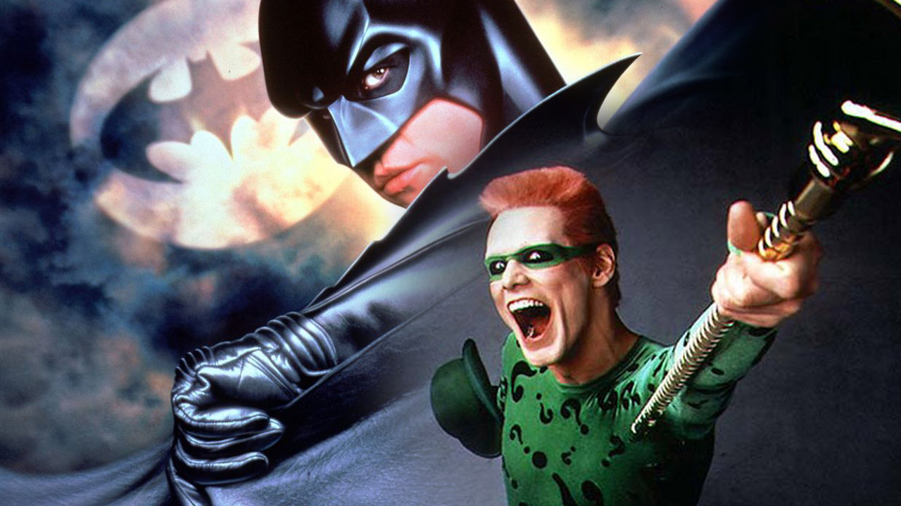 Batman Forever Backgrounds on Wallpapers Vista