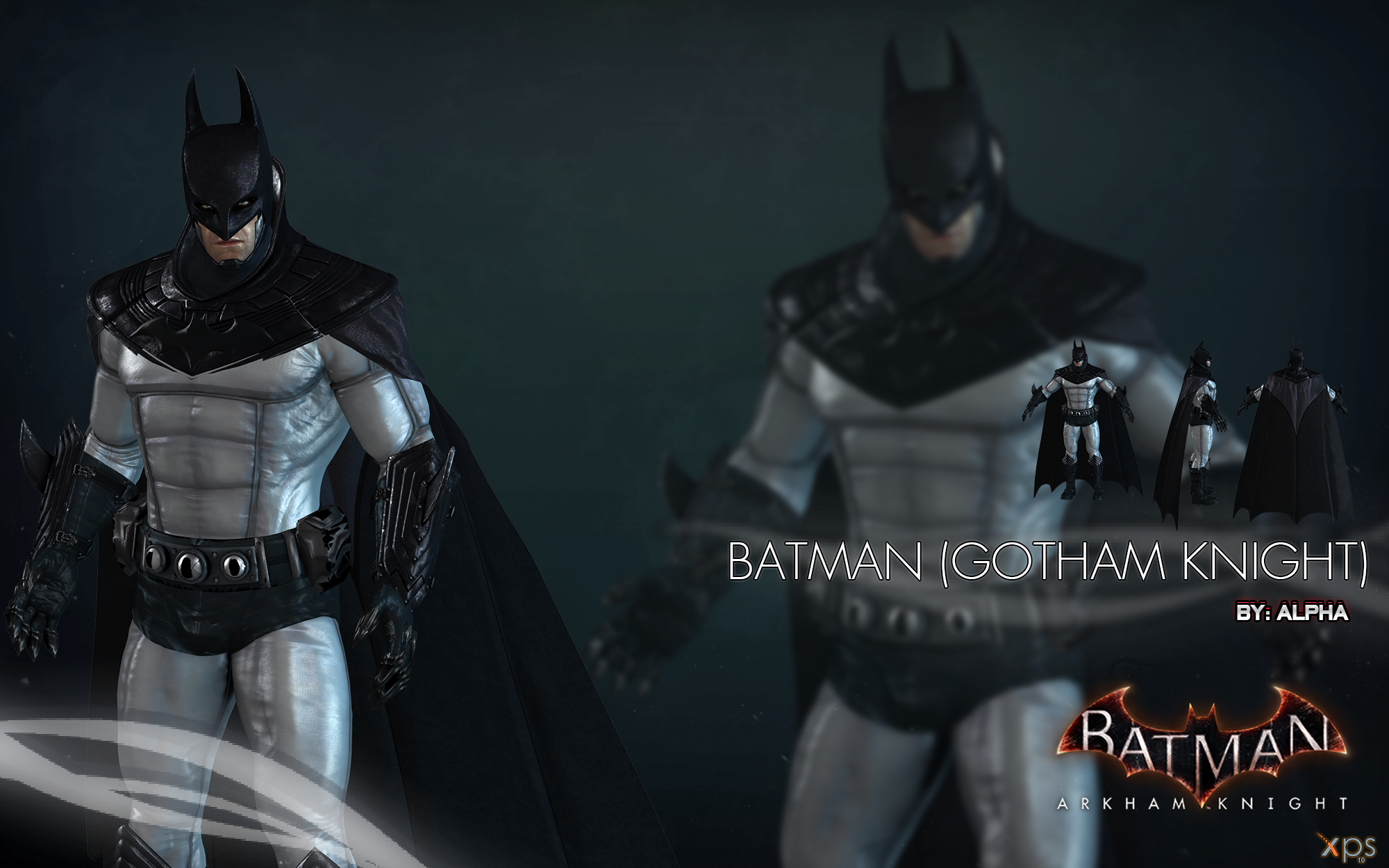 Batman: Gotham Knight Backgrounds, Compatible - PC, Mobile, Gadgets| 2000x1250 px