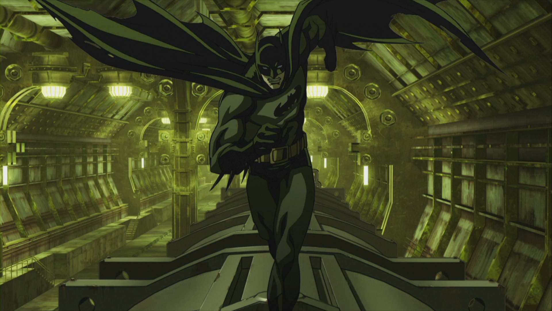 1920x1080 > Batman: Gotham Knight Wallpapers