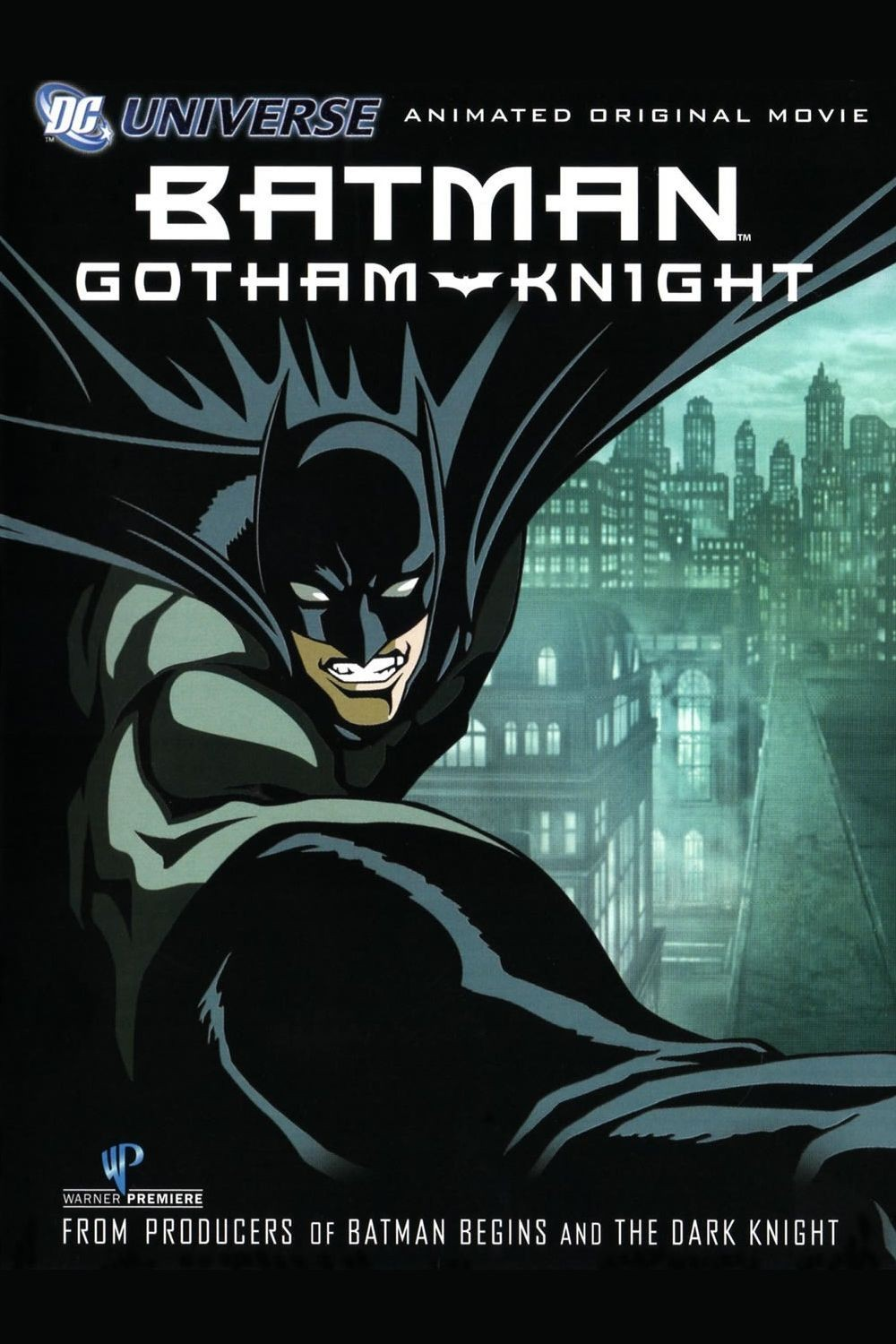 HD Quality Wallpaper | Collection: Movie, 1000x1500 Batman: Gotham Knight