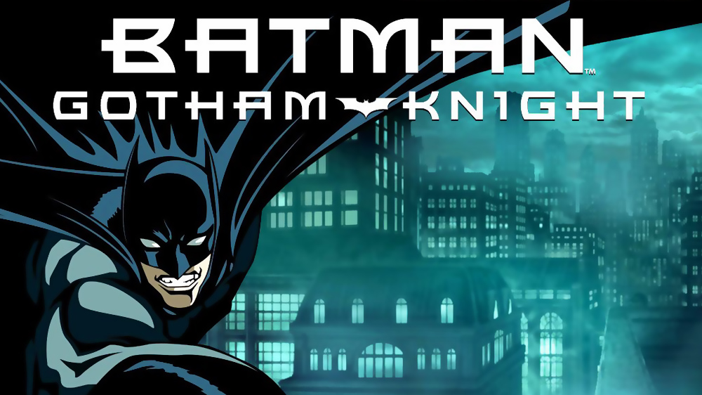 Nice wallpapers Batman: Gotham Knight 1000x562px