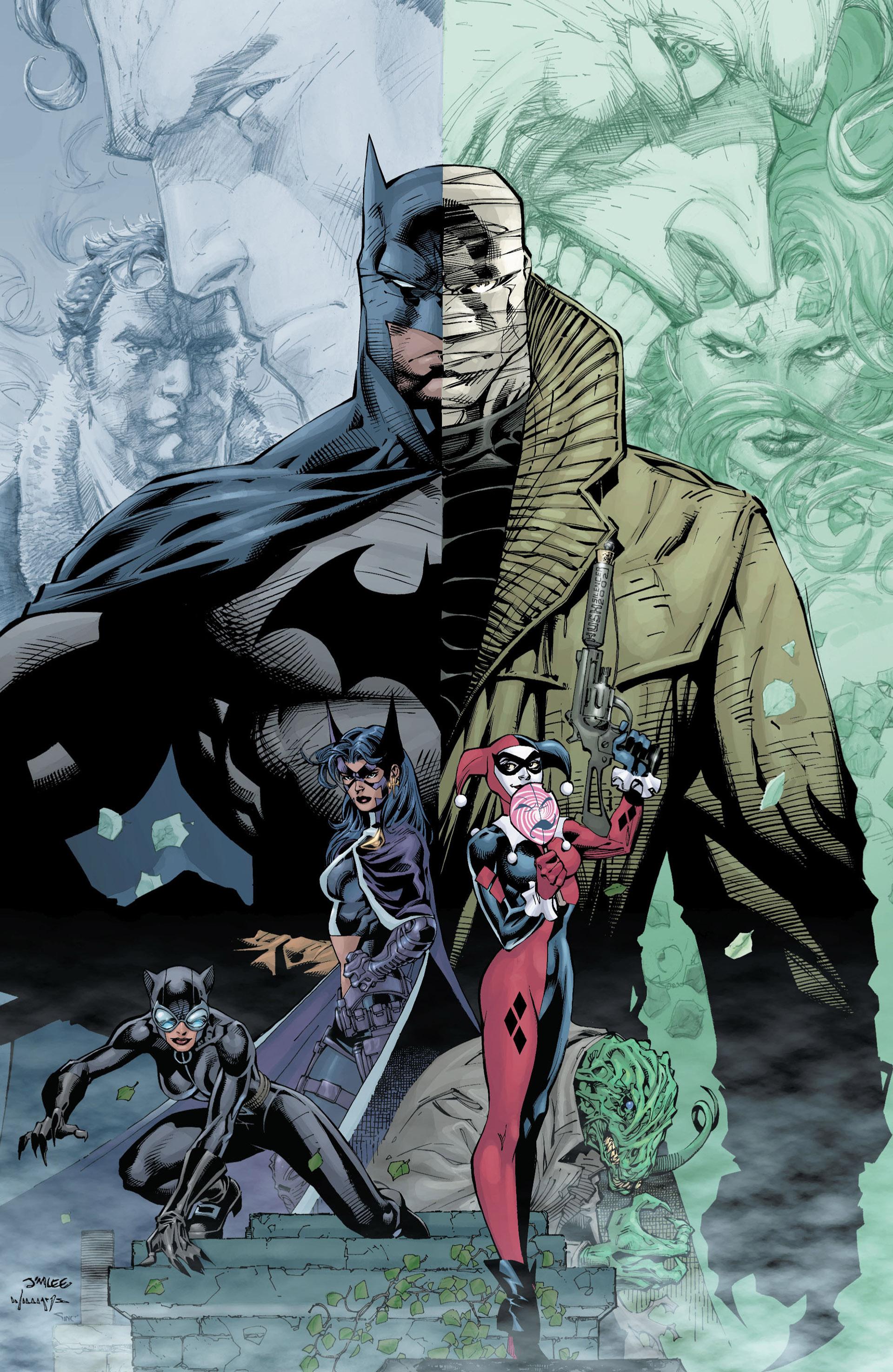 Batman Comic Cover Wallpaper