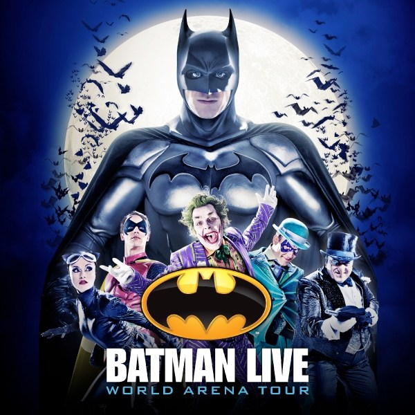 Images of Batman Live | 600x600