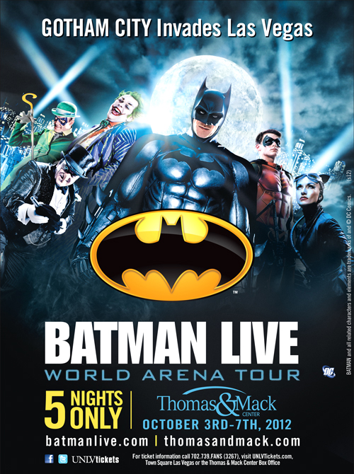 High Resolution Wallpaper | Batman Live 500x670 px