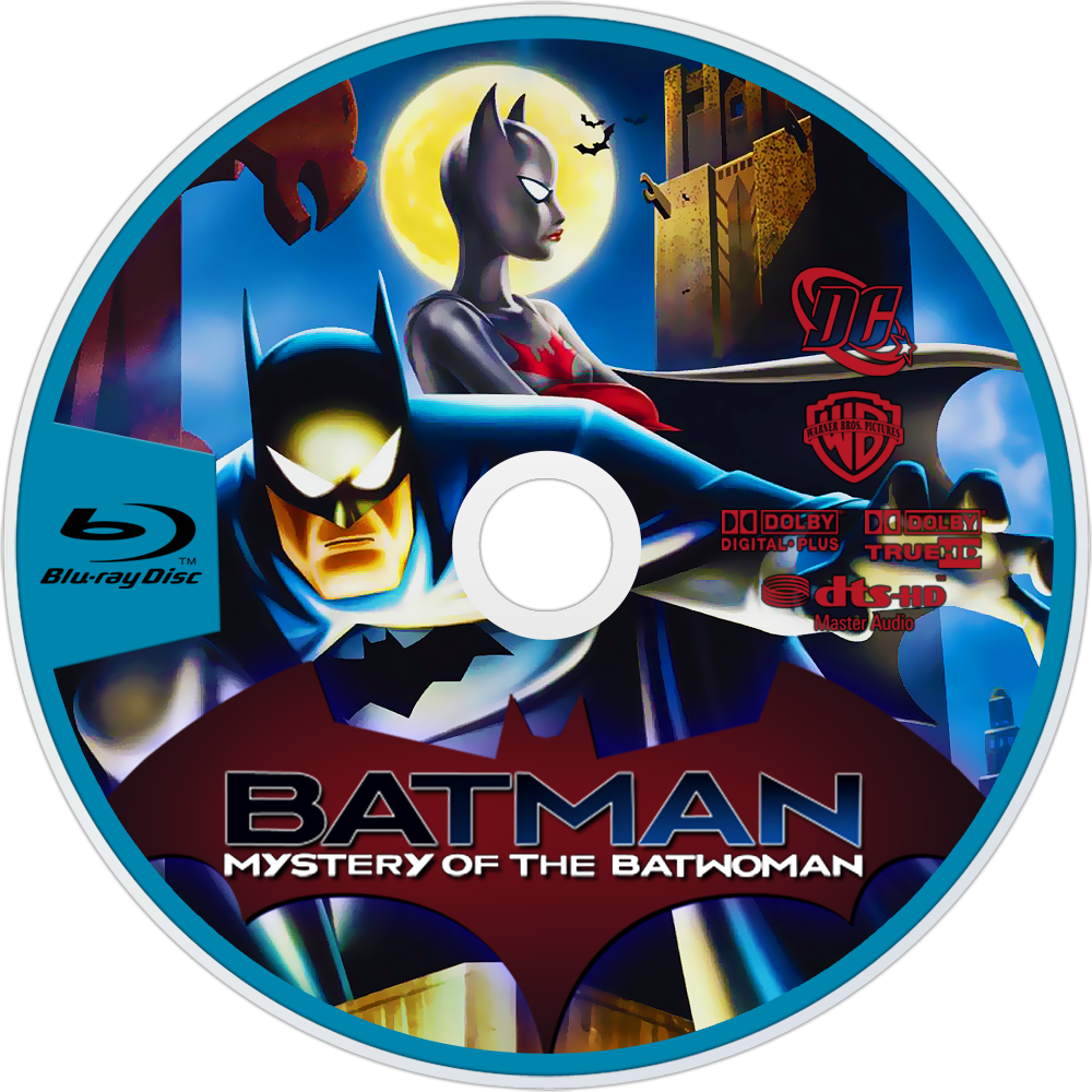 Batman: Mystery Of The Batwoman Pics, Movie Collection