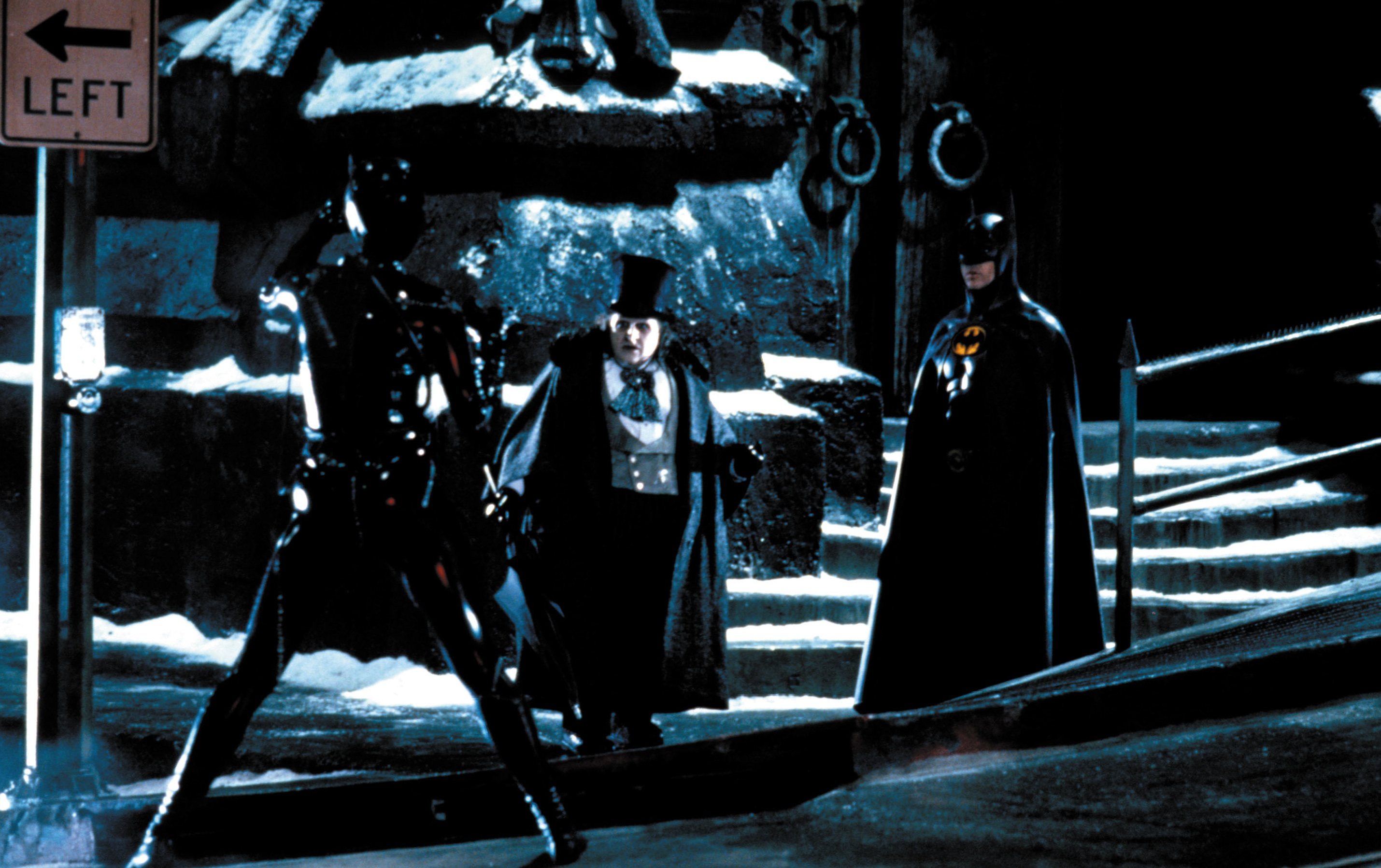 HD Quality Wallpaper | Collection: Movie, 2859x1798 Batman Returns