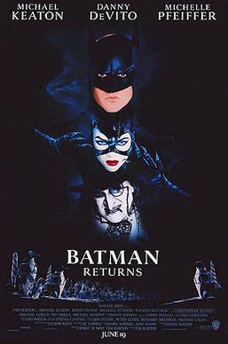 High Resolution Wallpaper | Batman Returns 257x388 px