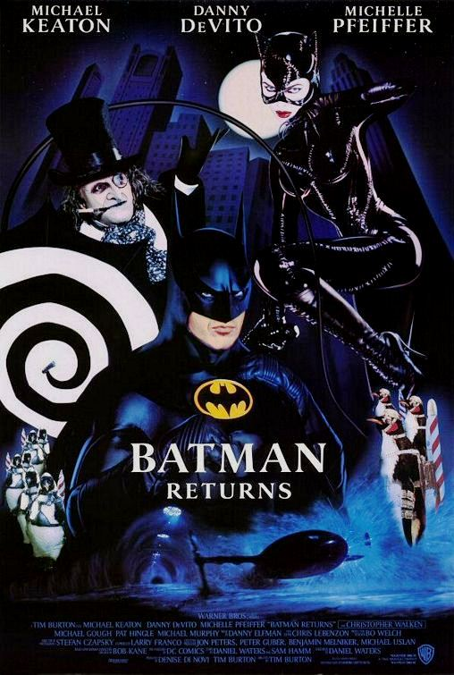 Nice wallpapers Batman Returns 508x755px