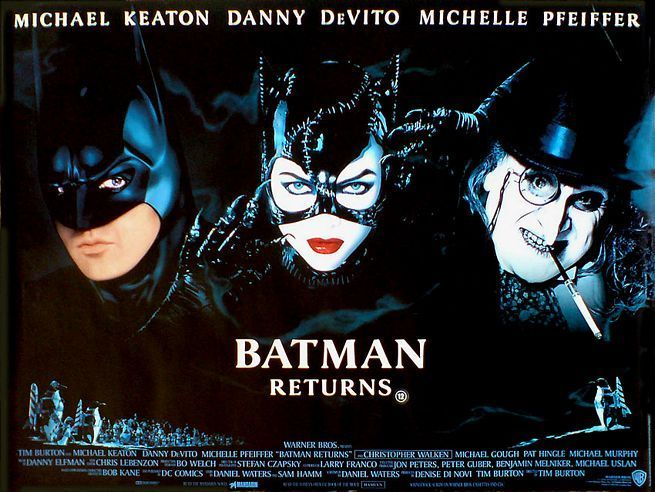 Nice wallpapers Batman Returns 655x492px