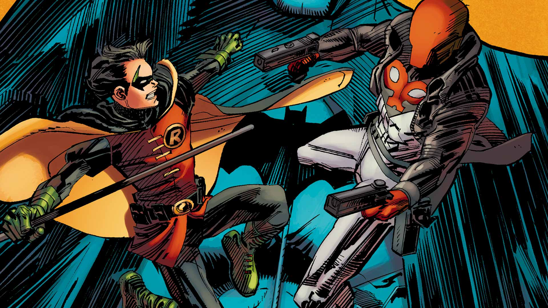 Batman & Robin #12