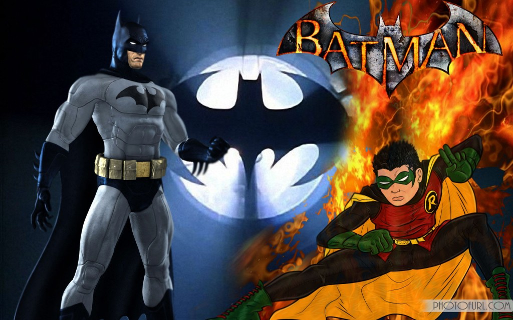 Batman & Robin HD wallpapers, Desktop wallpaper - most viewed