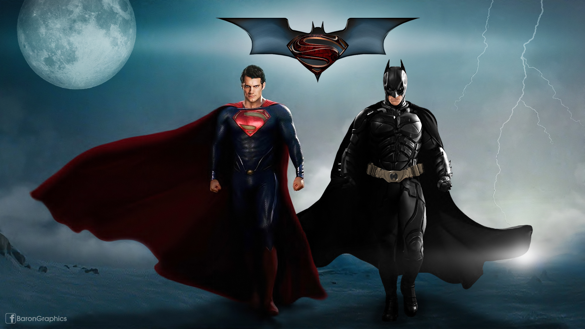 HQ Batman Superman Wallpapers | File 984.19Kb