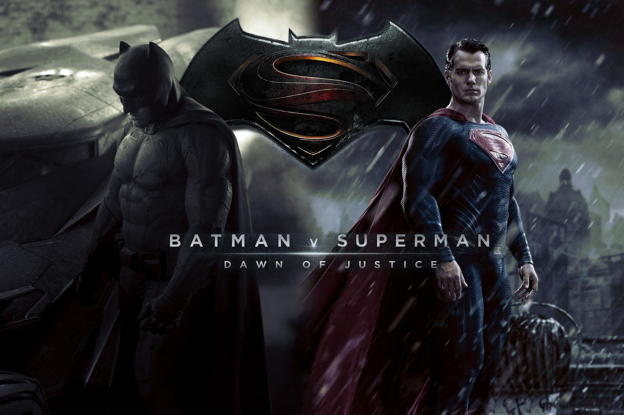2000x1330 > Batman Superman Wallpapers