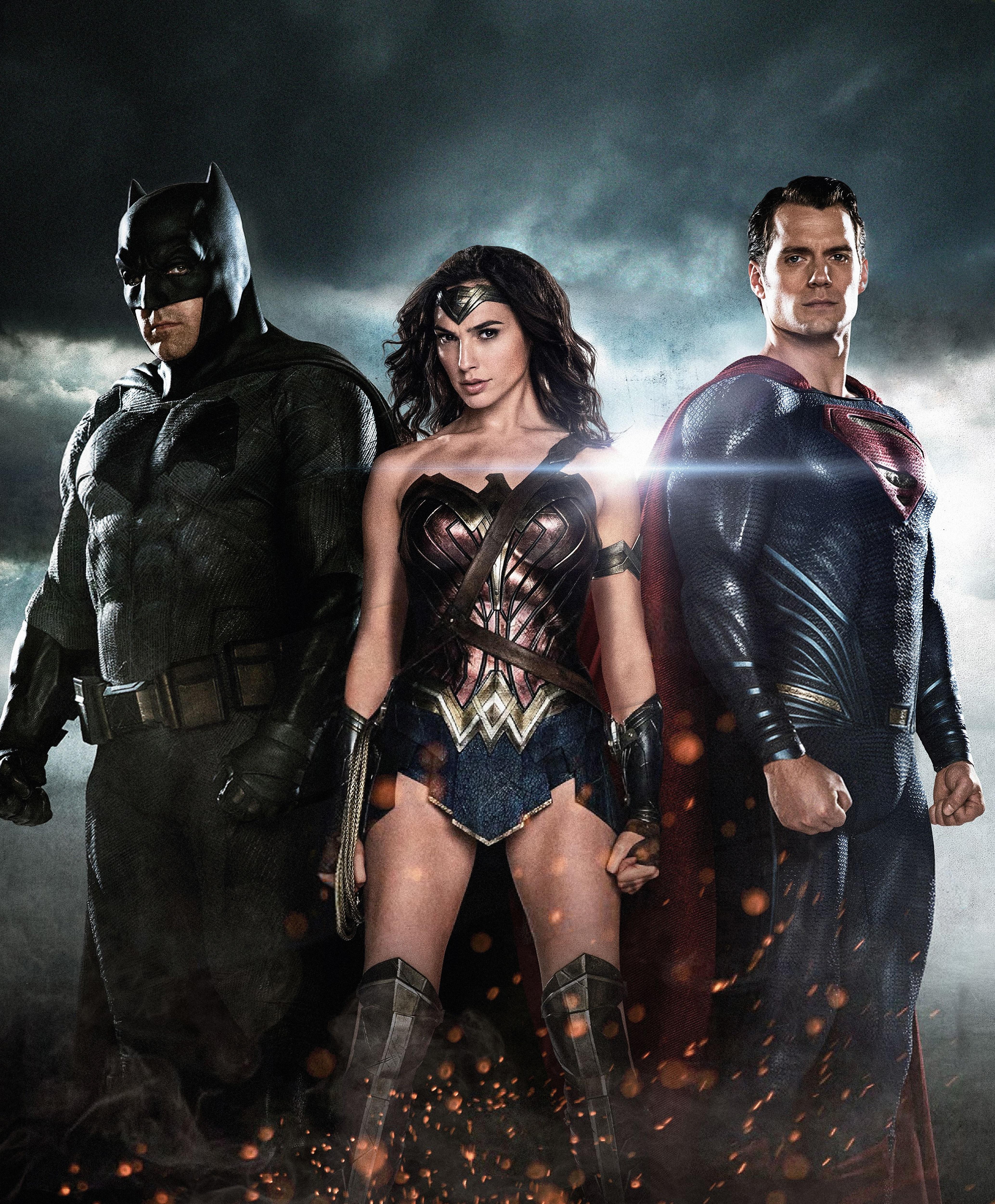 HQ Batman Superman Wallpapers | File 9836Kb
