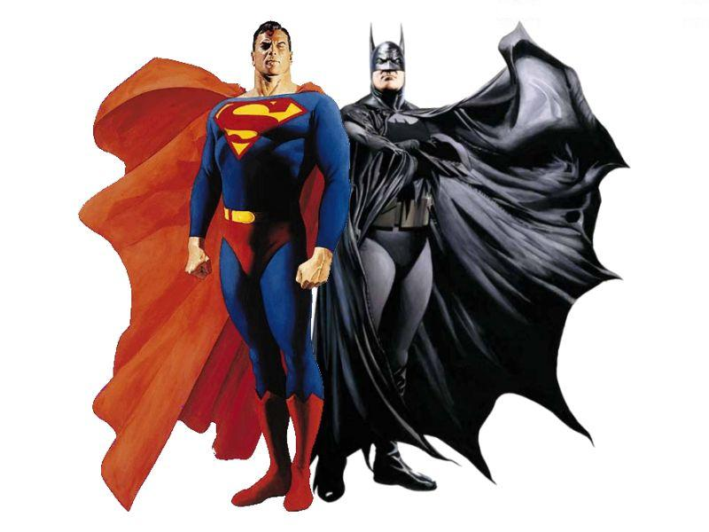 Batman Superman Backgrounds on Wallpapers Vista