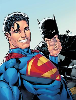 HD Quality Wallpaper | Collection: Comics, 300x392 Batman Superman