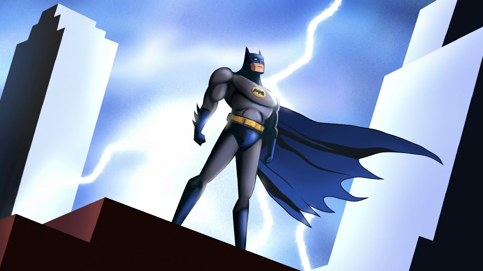 Nice Images Collection: Batman: The Animated Series Desktop Wallpapers