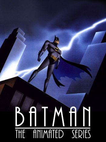Batman: The Animated Series Backgrounds on Wallpapers Vista
