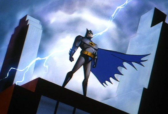 HD Quality Wallpaper | Collection: TV Show, 584x396 Batman: The Animated Series