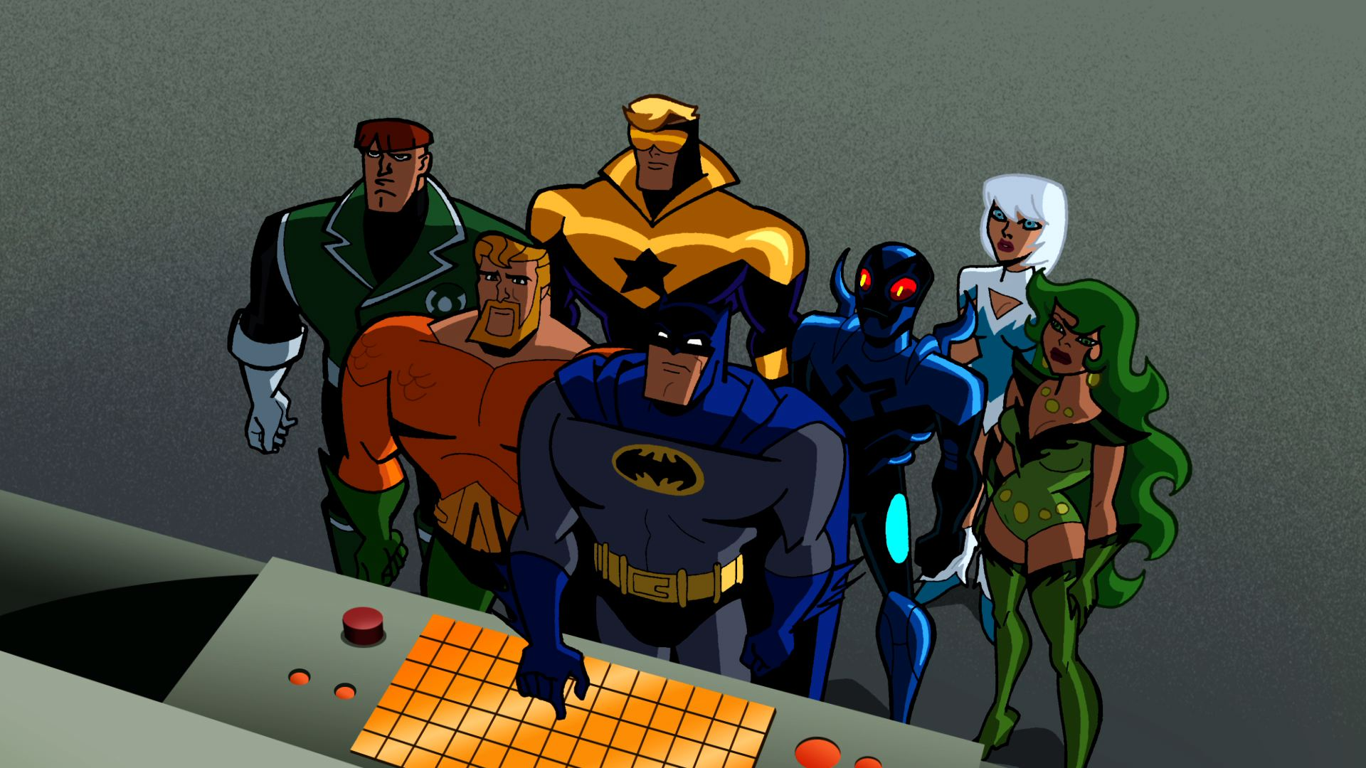Nice wallpapers Batman: The Brave And The Bold 1920x1080px