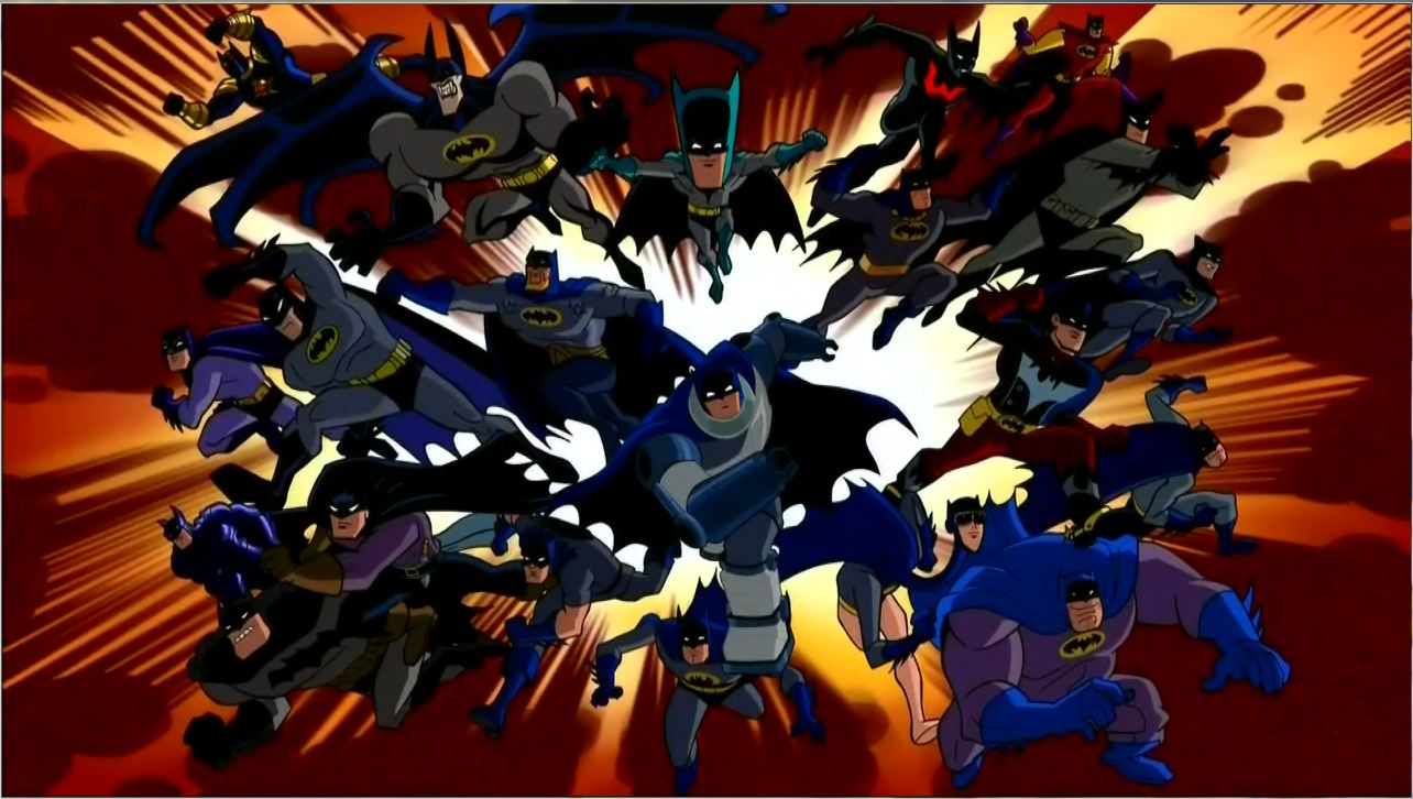 Images of Batman: The Brave And The Bold | 1284x726
