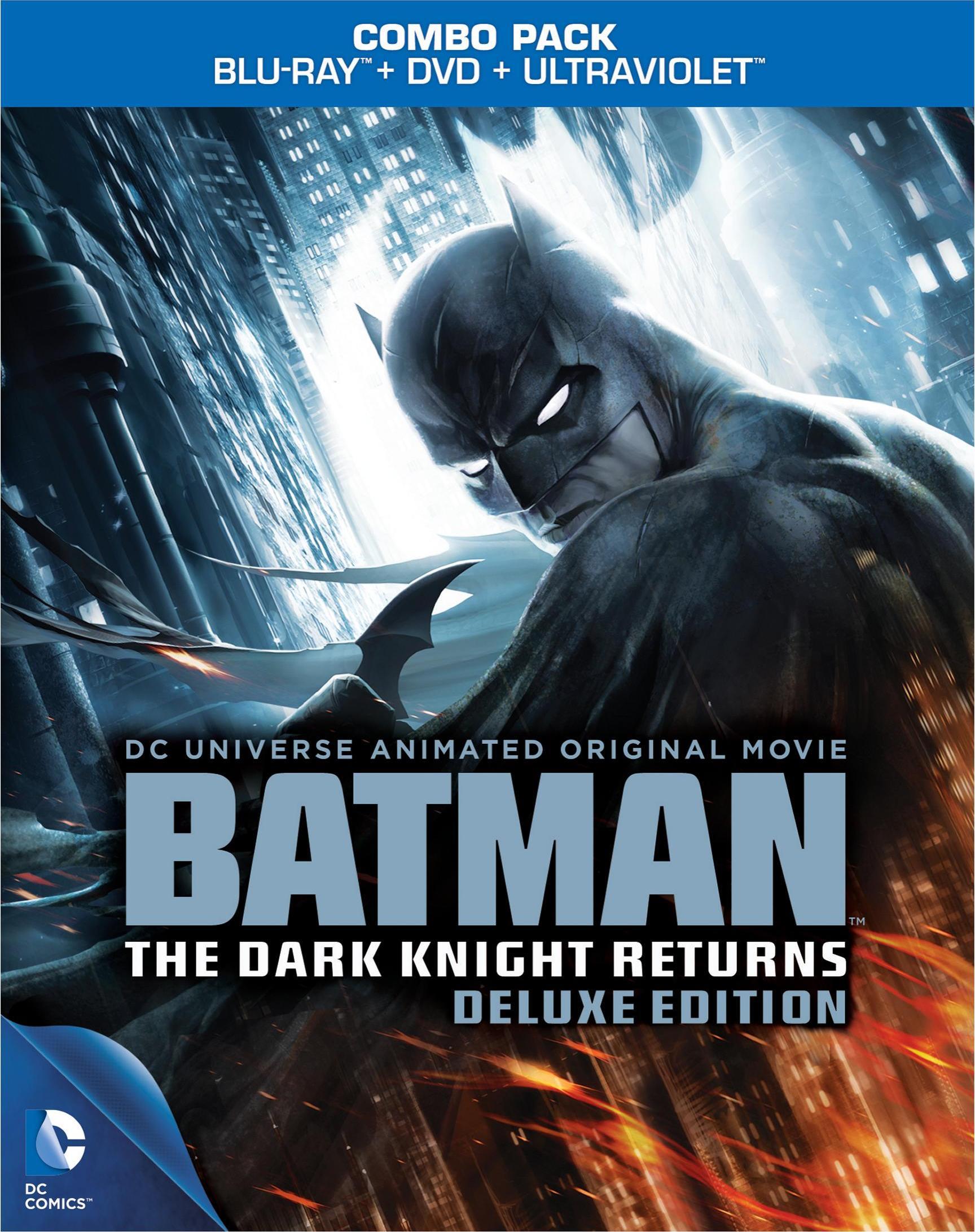 Images of Batman: The Dark Knight Returns | 1728x2183
