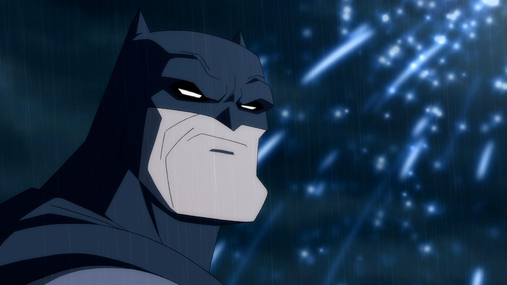 Nice Images Collection: Batman: The Dark Knight Returns Desktop Wallpapers