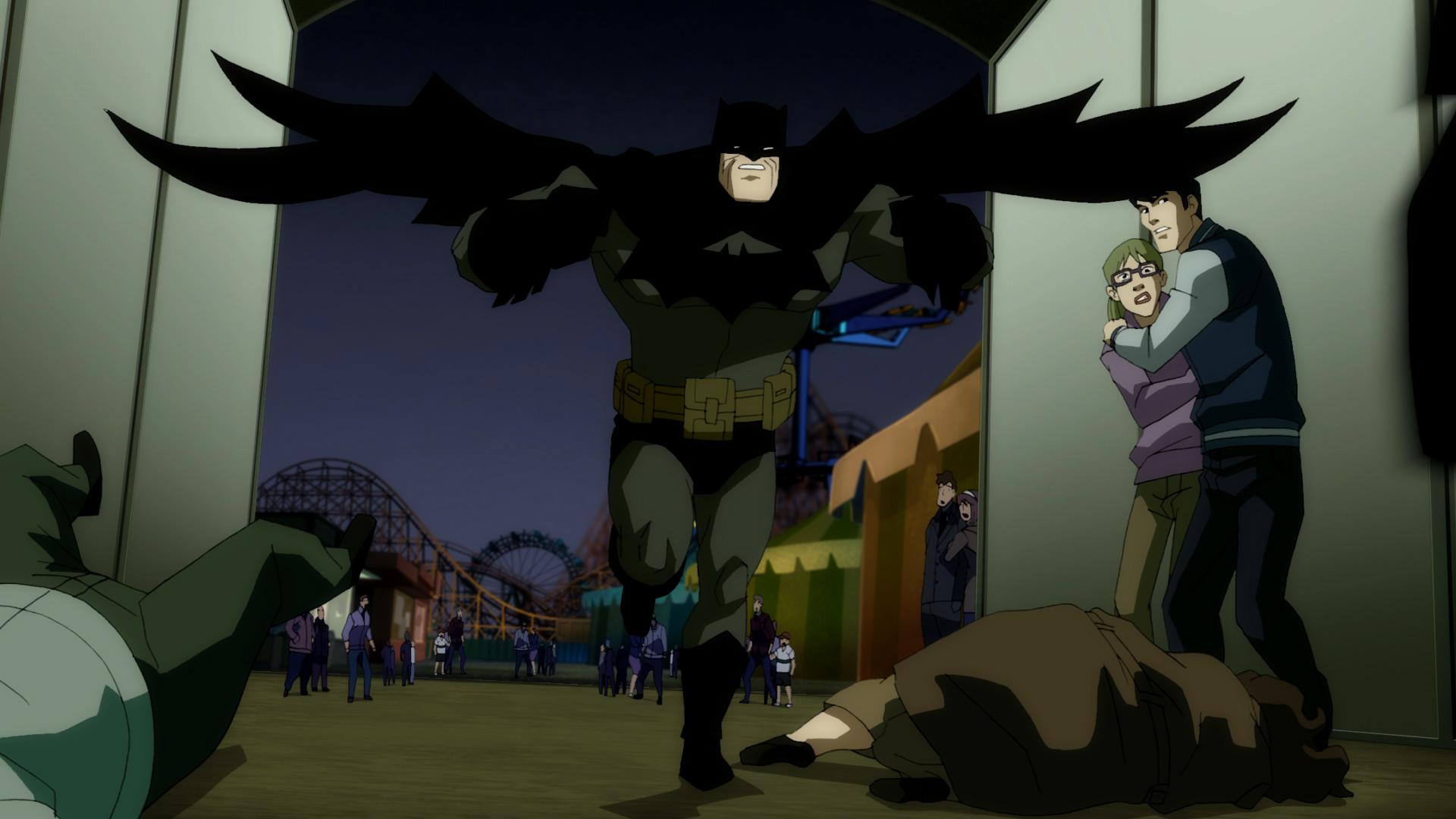 1920x1080 > Batman: The Dark Knight Returns Wallpapers
