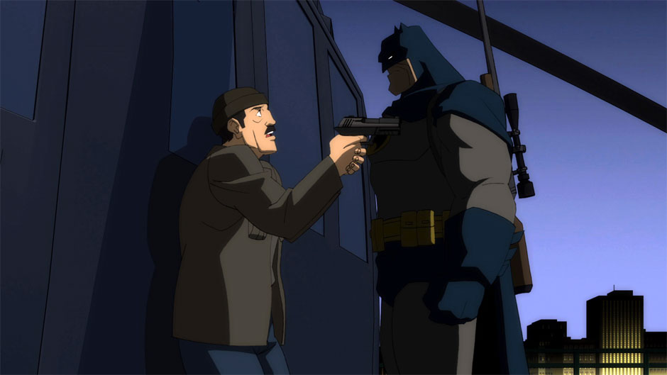 Batman: The Dark Knight Returns HD wallpapers, Desktop wallpaper - most viewed