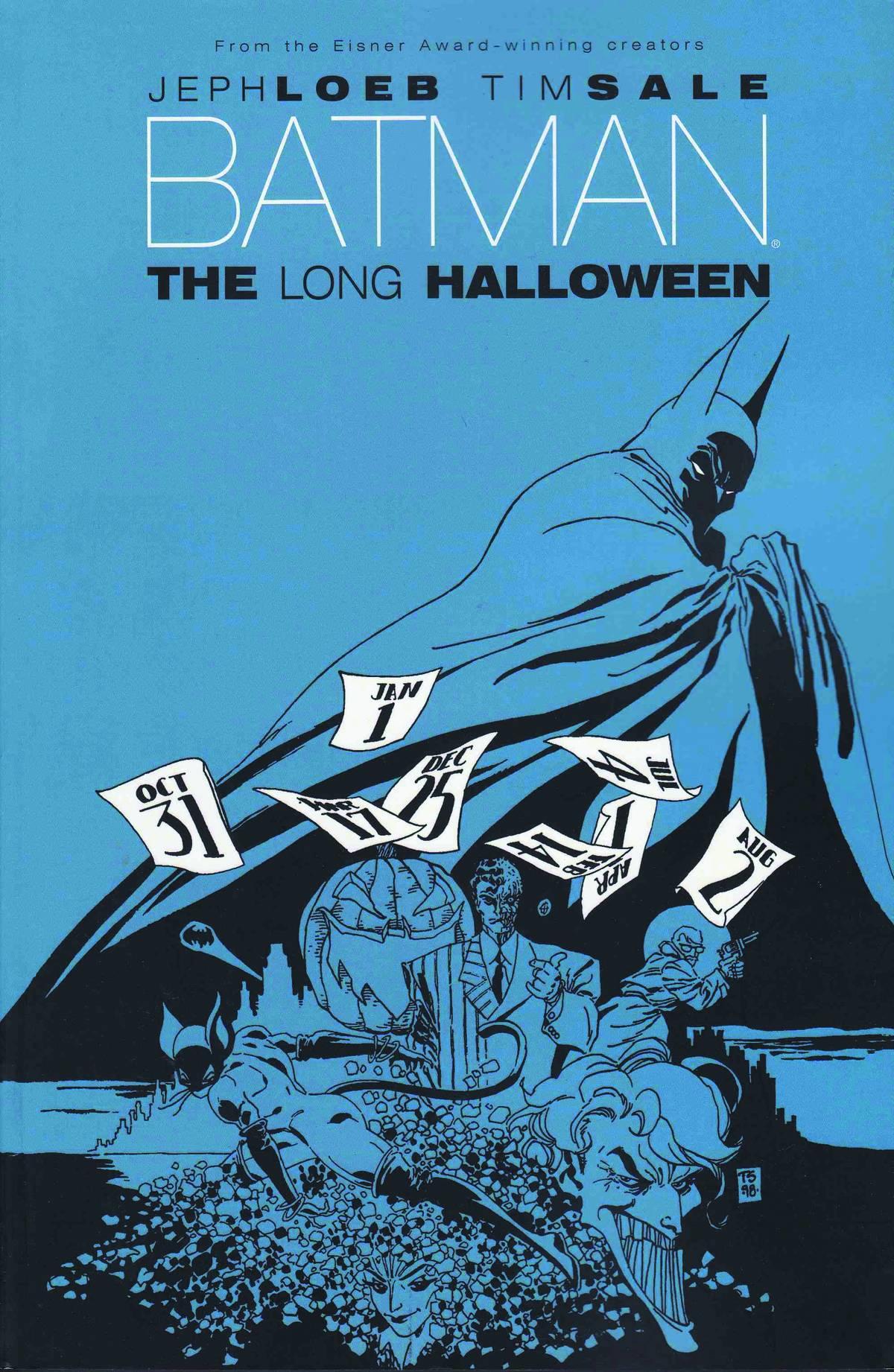 Batman: The Long Halloween Backgrounds, Compatible - PC, Mobile, Gadgets  1200x1842 px